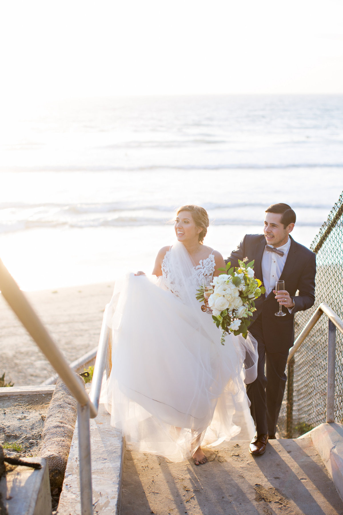 Scripps Seaside Forum Wedding Photos-31
