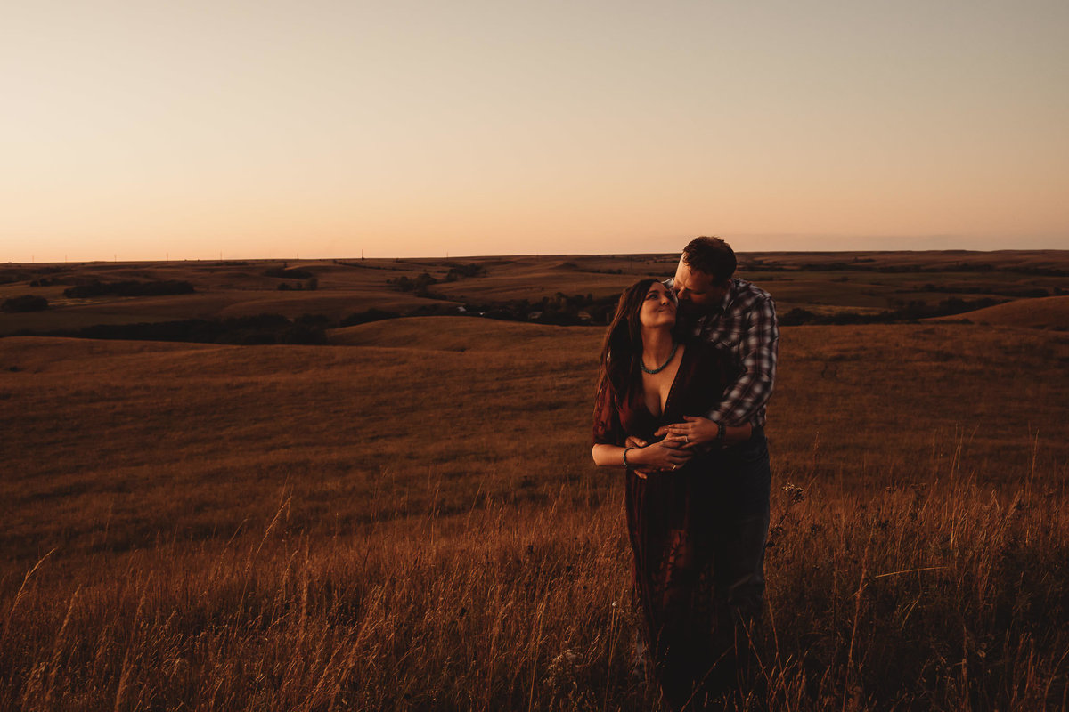 kansas-flint-hill-engagement-photos-native-roaming-27