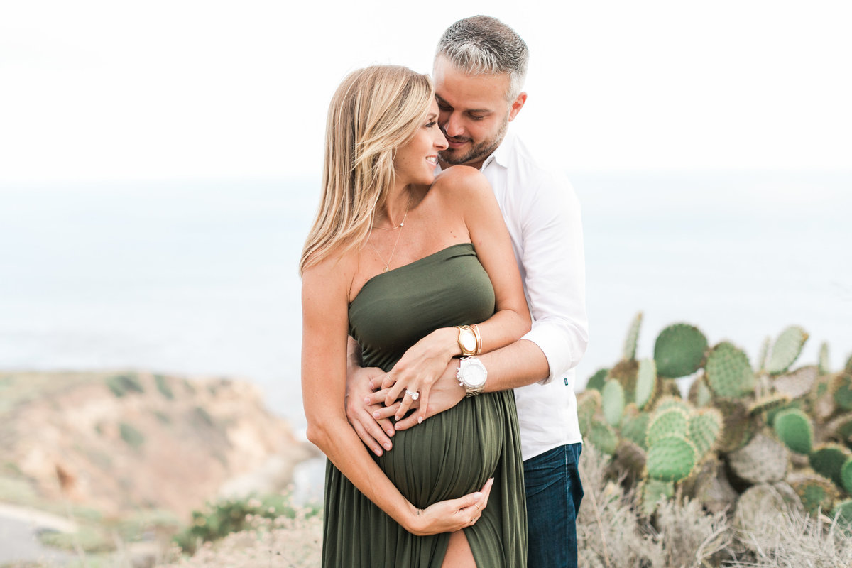 Southern California Coastline Maternity Session_Valorie Darling Photography-6272