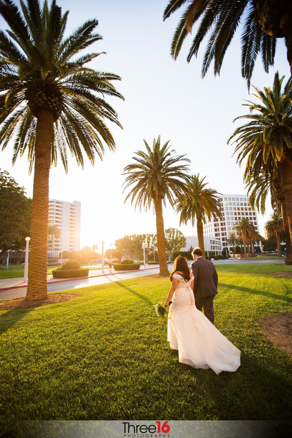 Weddings at Hotel Irvine Photographer