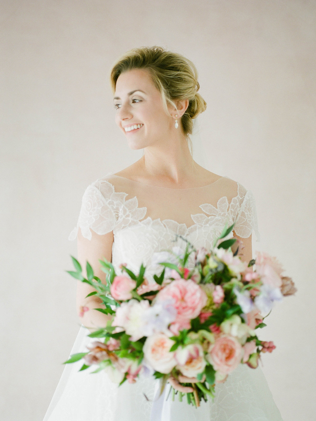 Fine Art Bridal Portraits - Sarah Sunstrom Photography - Film Wedding Photographer - 13