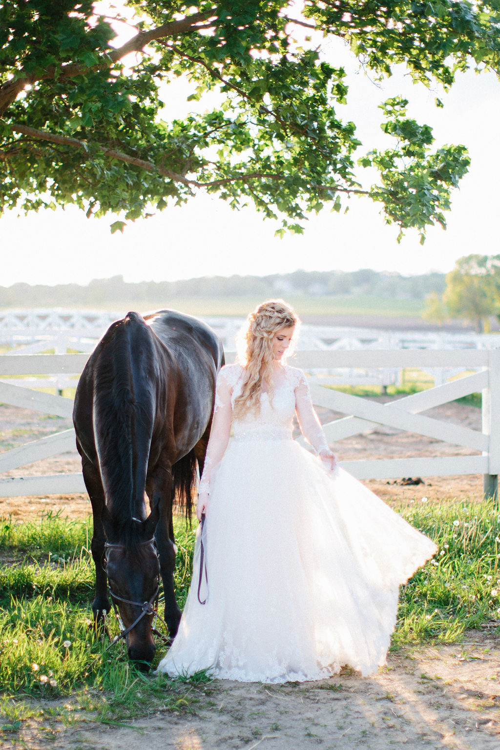 Kristina Lorraine Photography Lake Geneva Dunham Woods Riding Club Katie Jake Wedding00009