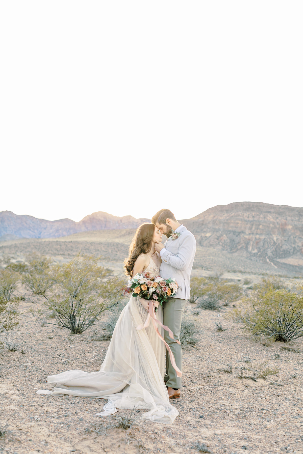 Ariana + David - Vegas Styled Shoot-0126