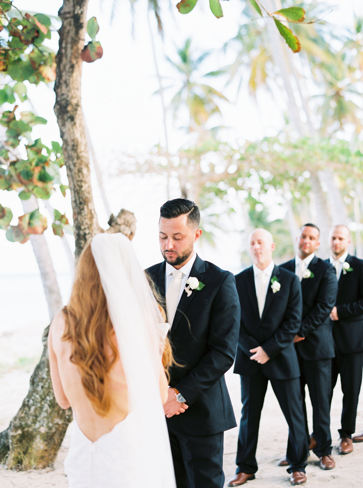 Dominican Republic Wedding - Mary Claire Photography-2