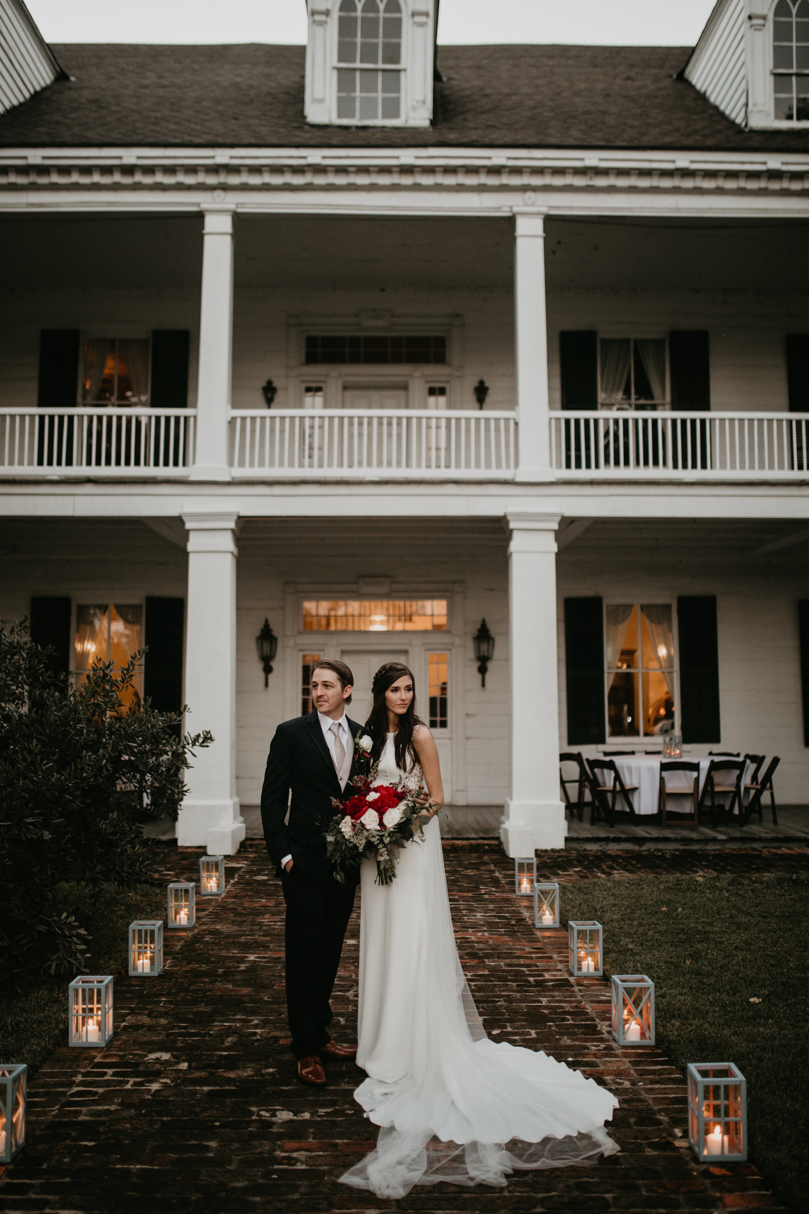 a beautiful and traditional southern wedding in natchitoches louisiana