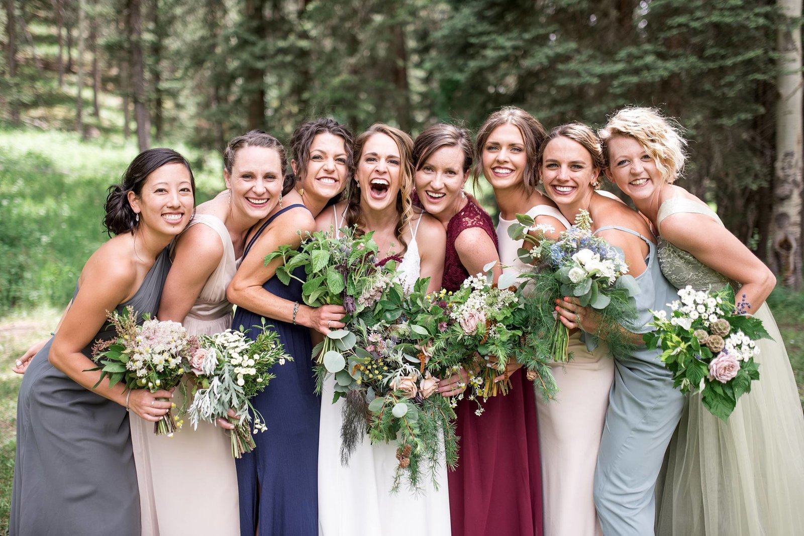 estes park colorado wedding photographers