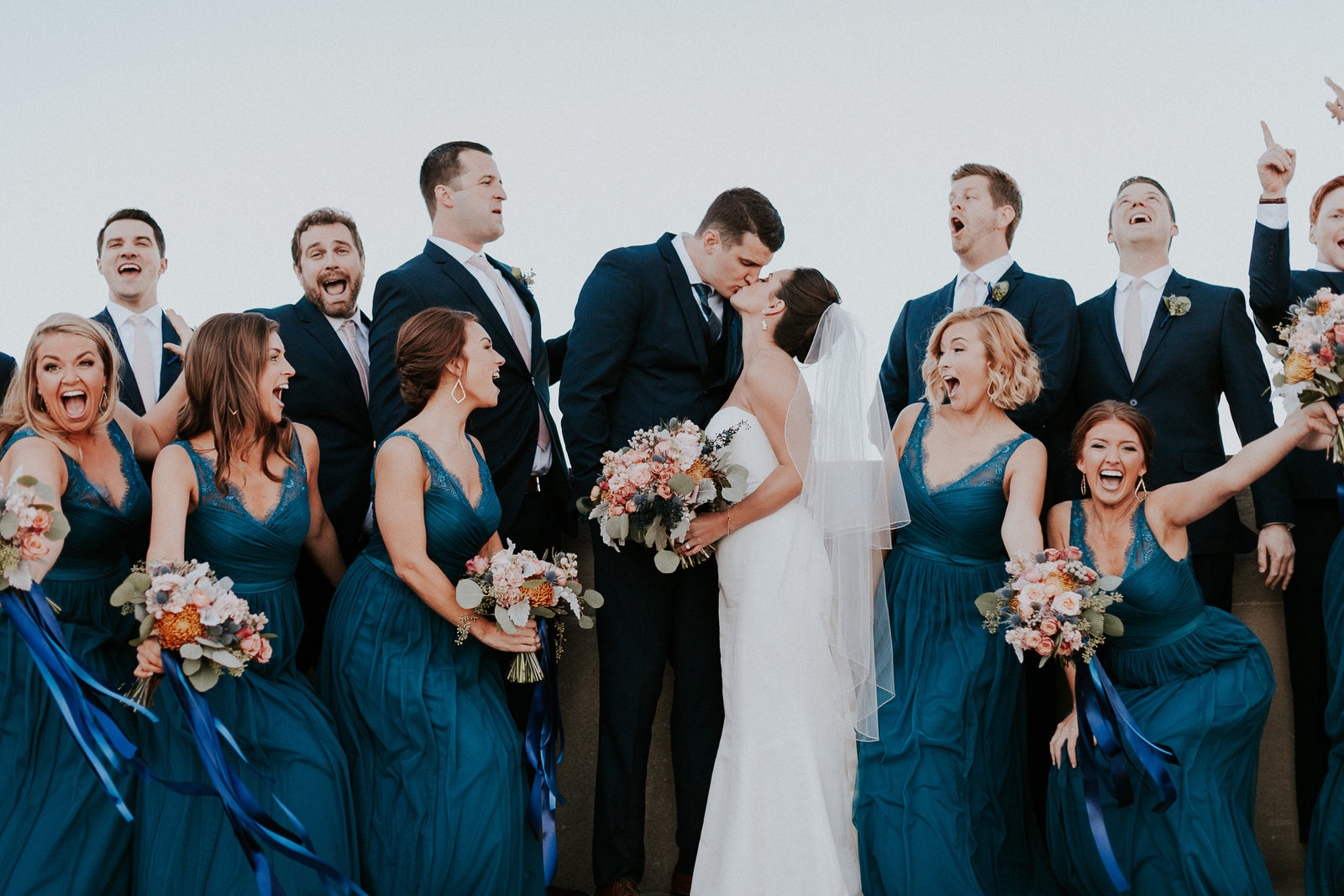 Bridal+Party+Lauren+Jones+photography