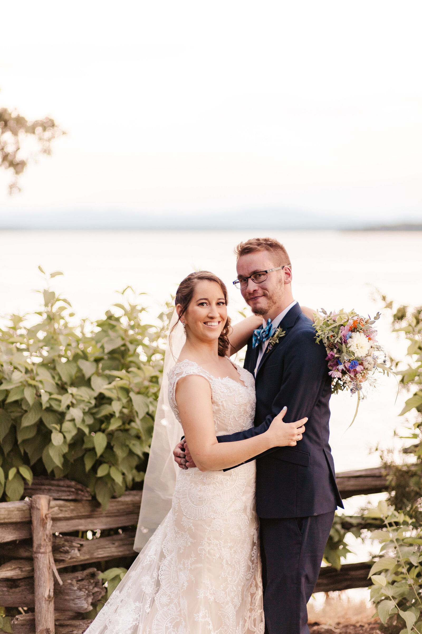 A Rustic Inspired Wedding at Ferry Watch (226 of 273)