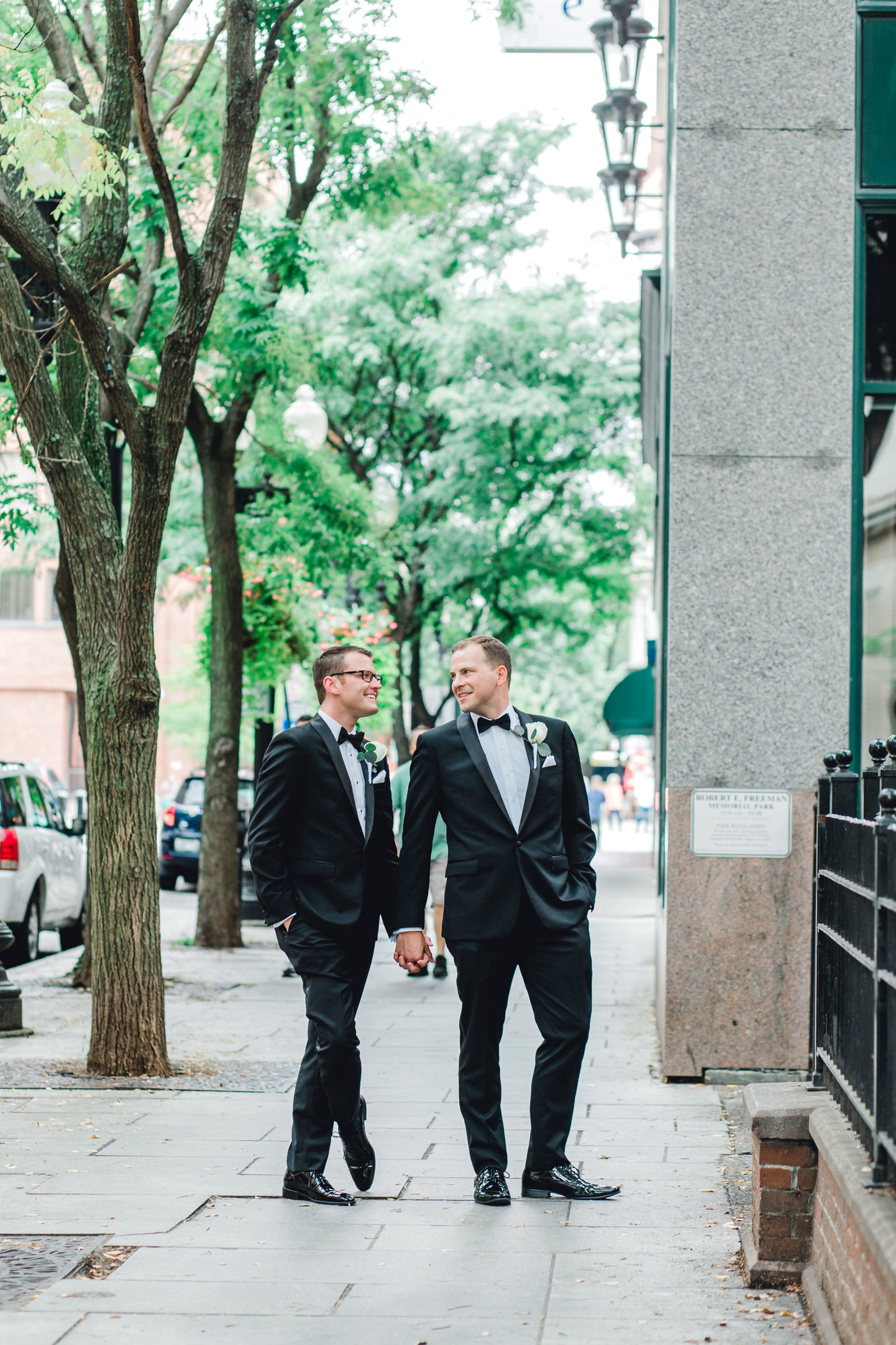 lgbtq wedding photographer providence ri