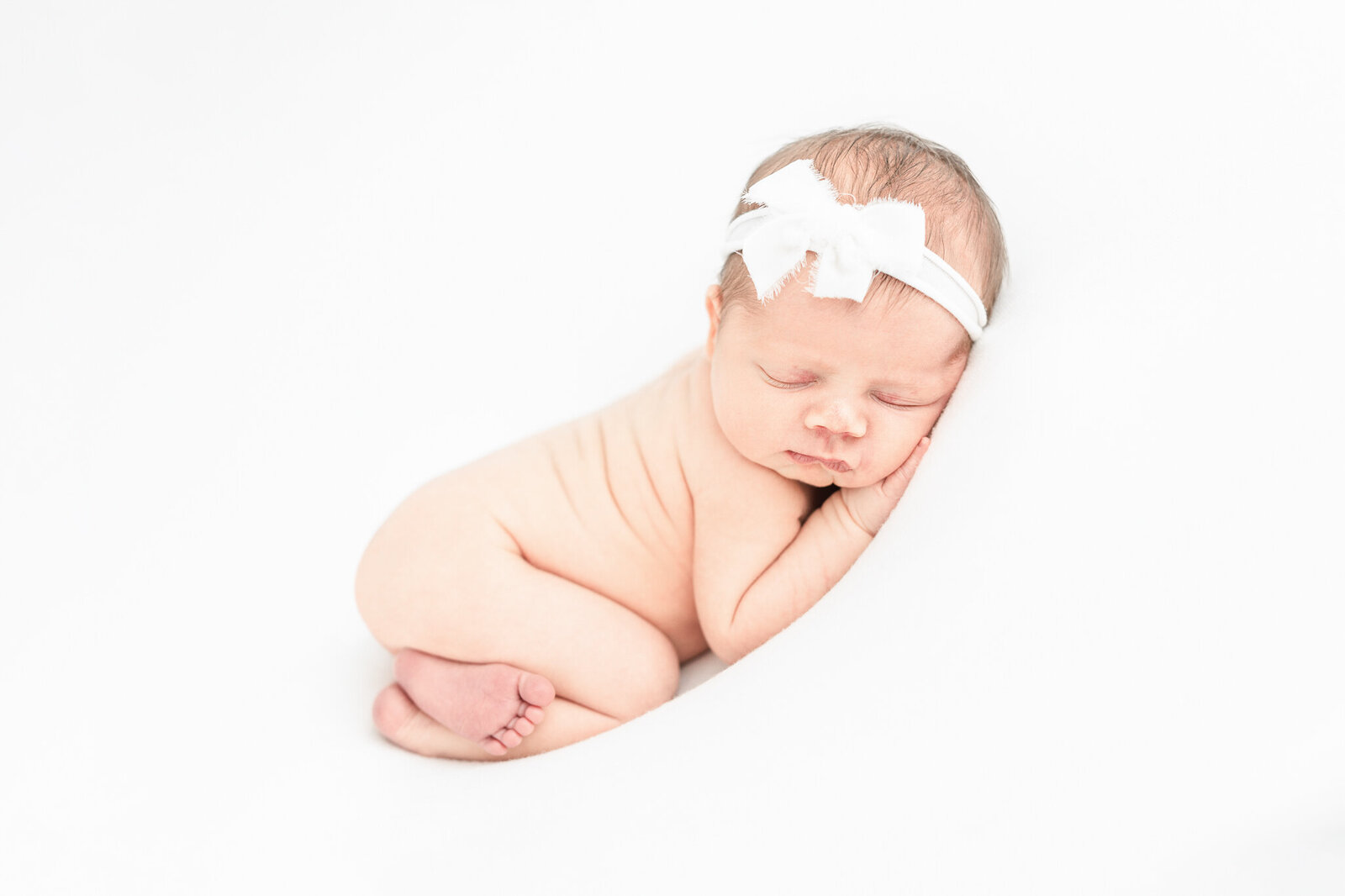 Newborn Photography in Medina Ohio