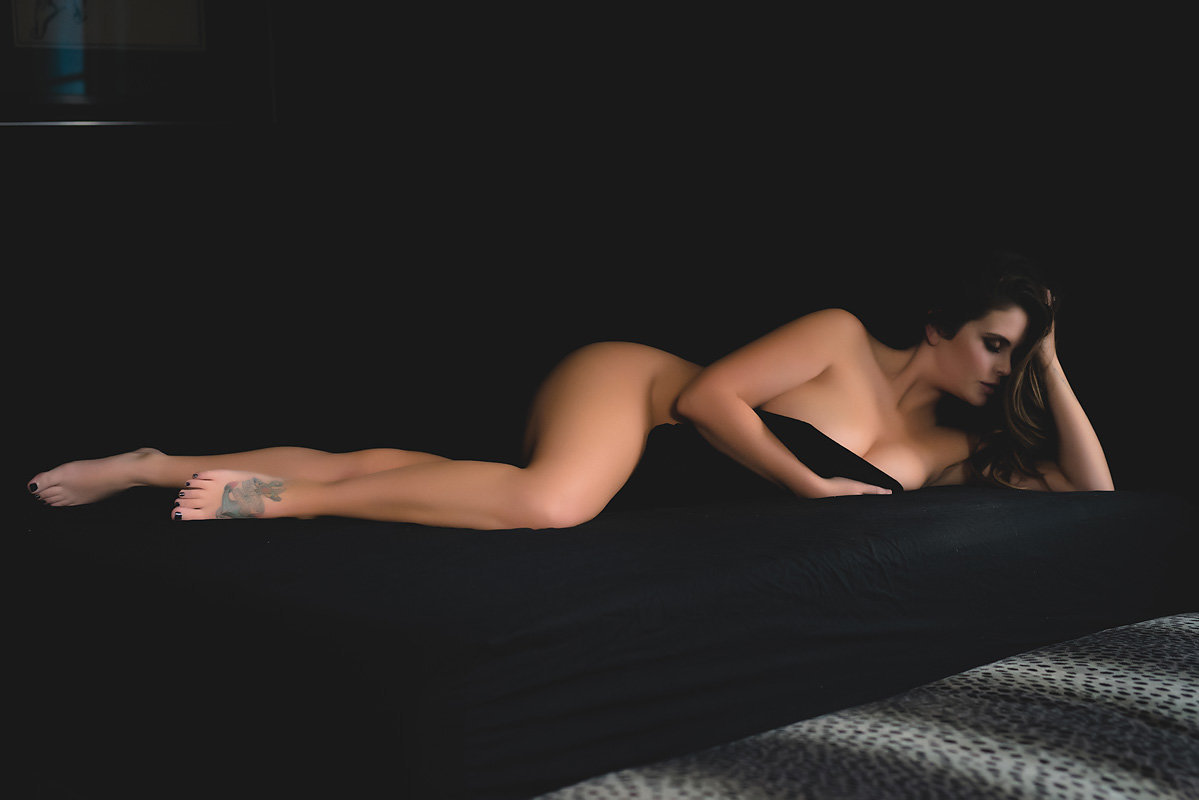 Courtney Engle Photography Dallas Boudoir