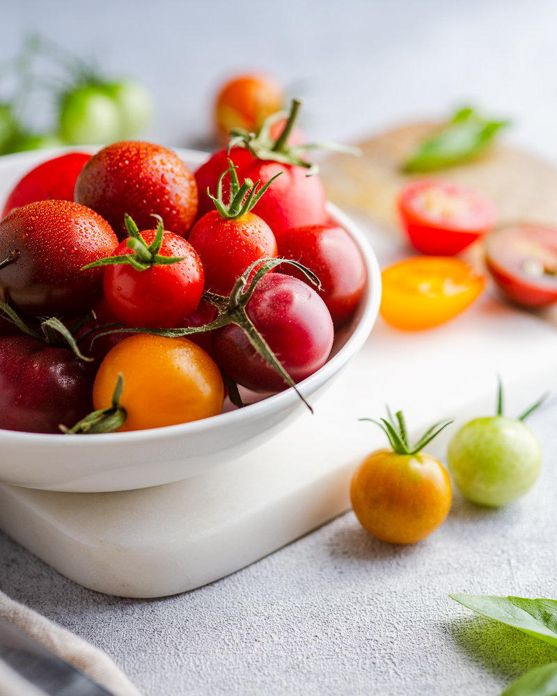 Tomato Bowl - Food Photography - Frenchly Photography-4391