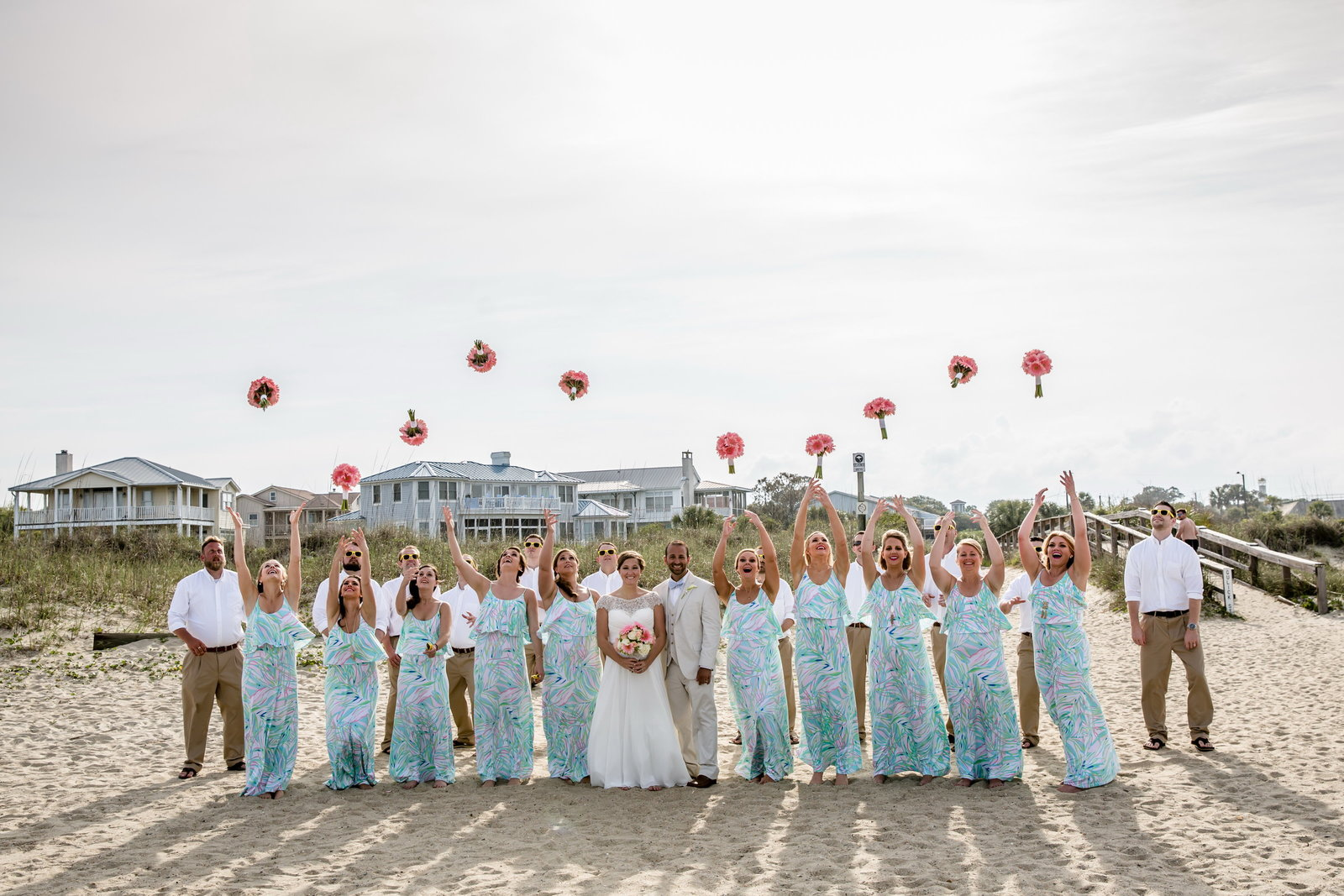 Tybee Island Wedding, Bobbi Brinkman Photography