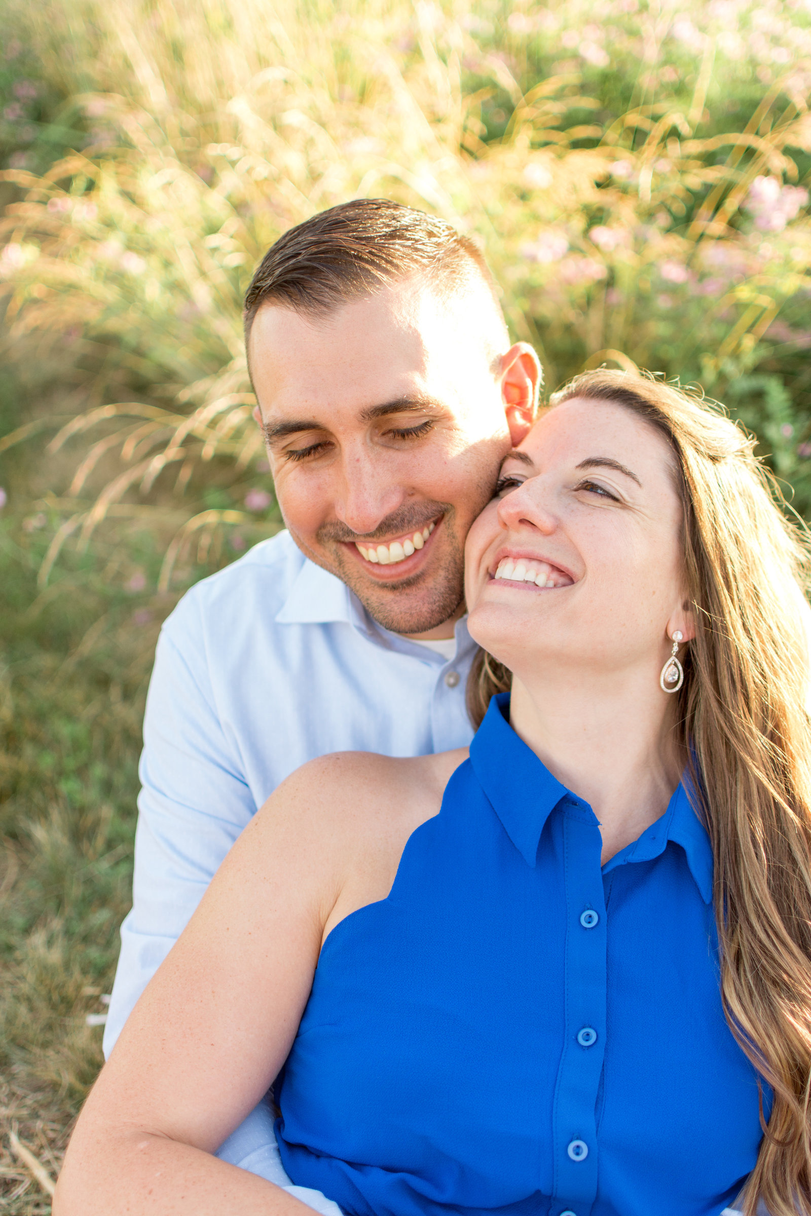 Belle Isle Marsh Engagement