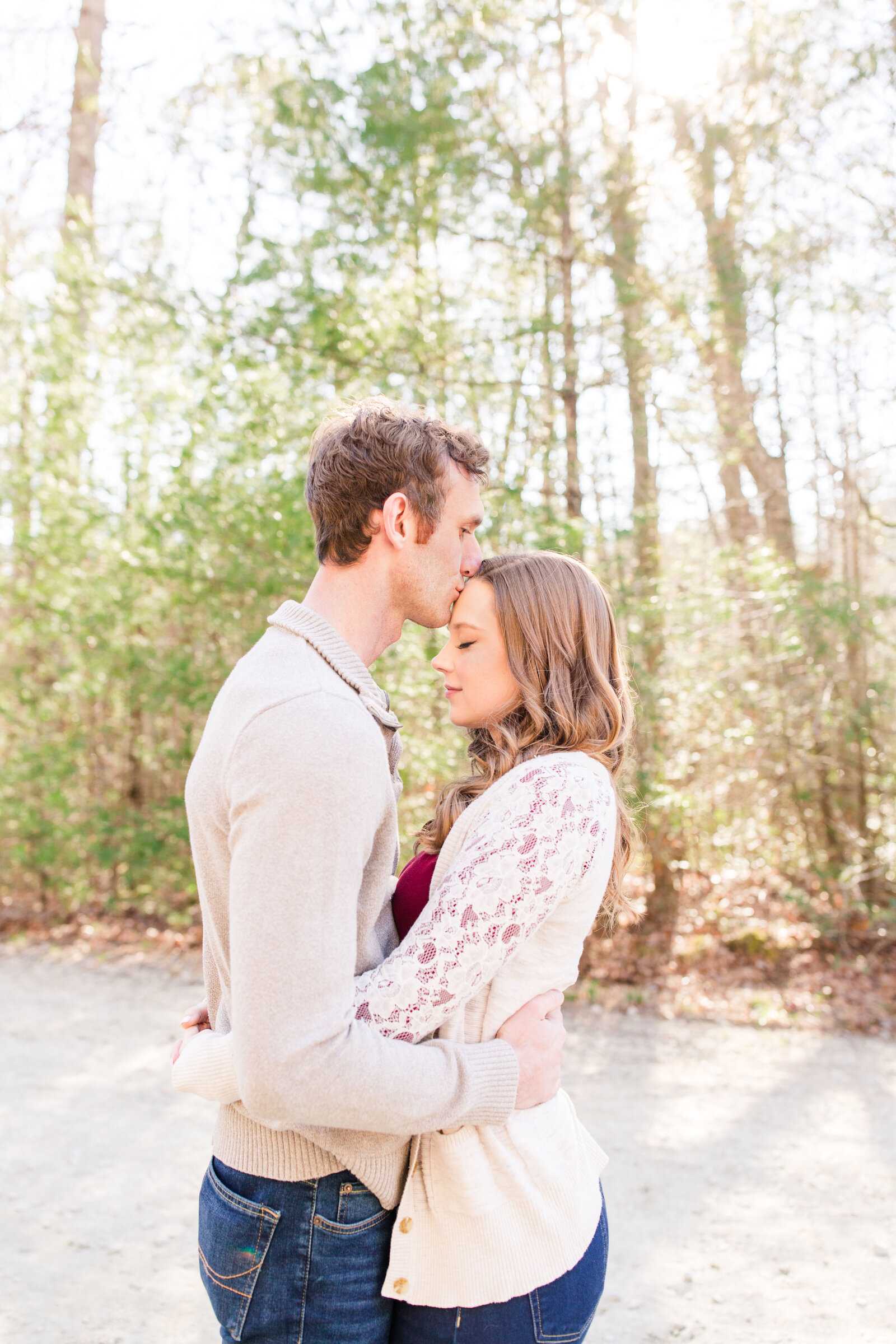 dupont-state-forest-engagement-jessie-and-cameron35