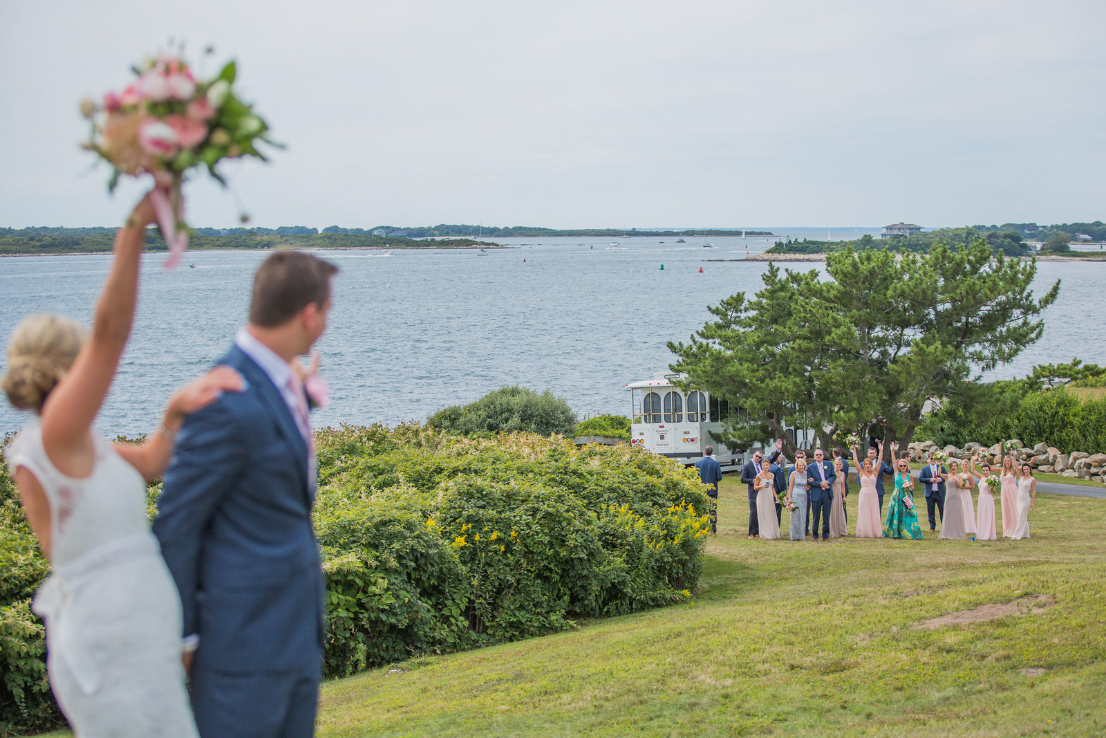 Woods Hole Golf Club_Cape Cod Wedding Portraits_Michelle Kaye Photography-11214