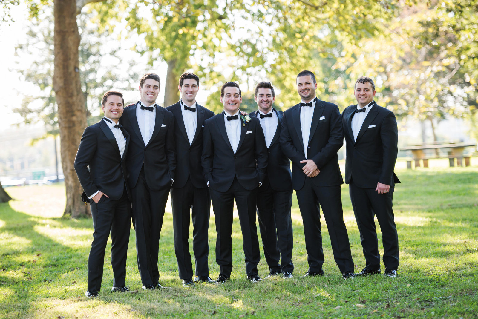 Columbus Ohio Groomsmen