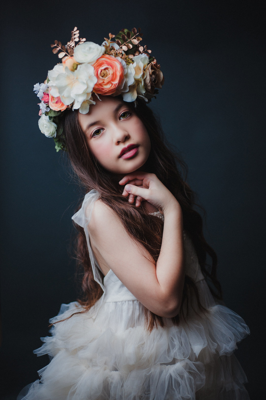Child Portrait-Fine Art-Flower Crown.jpg