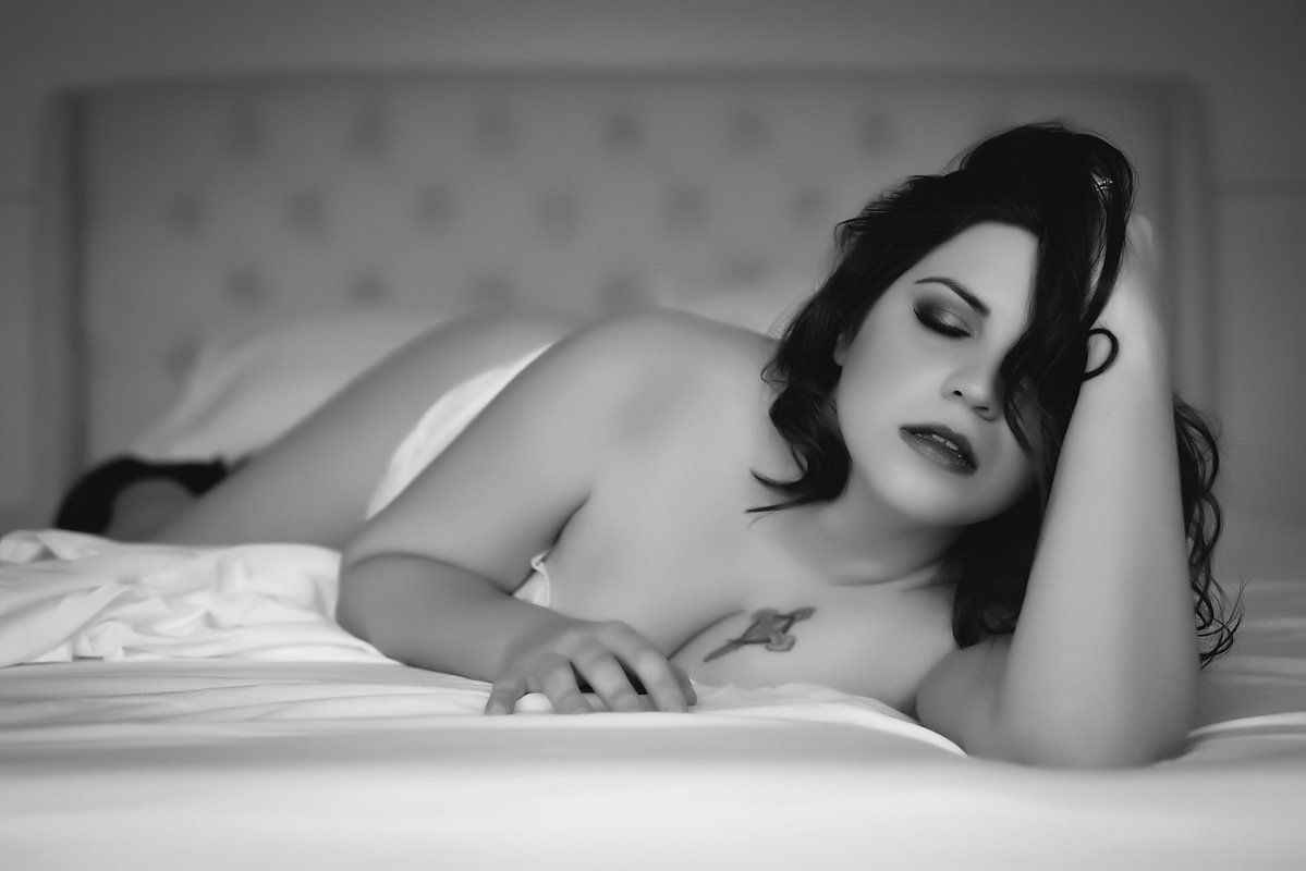 Courtney Engle Dallas Boudoir Photography
