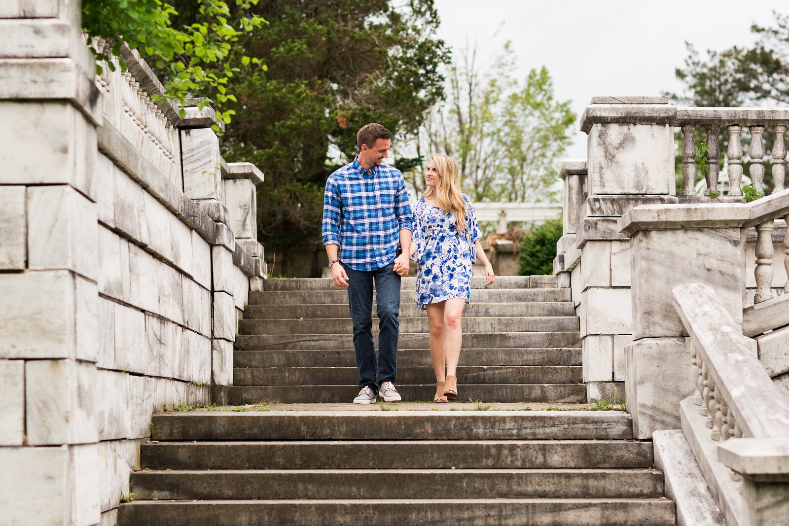 Swannanoa Engagement Session-22