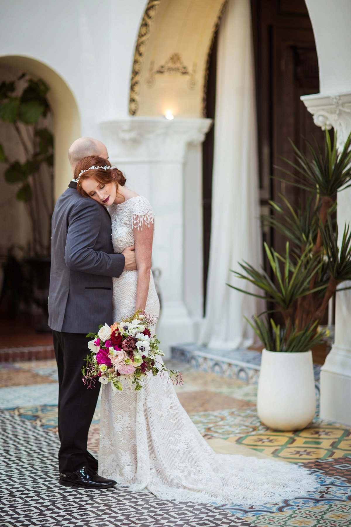 Orange County Wedding Photographer & Los Angeles Wedding Photography Wedding Photos In Ebell Club of Long Beach by Three16 Photography
