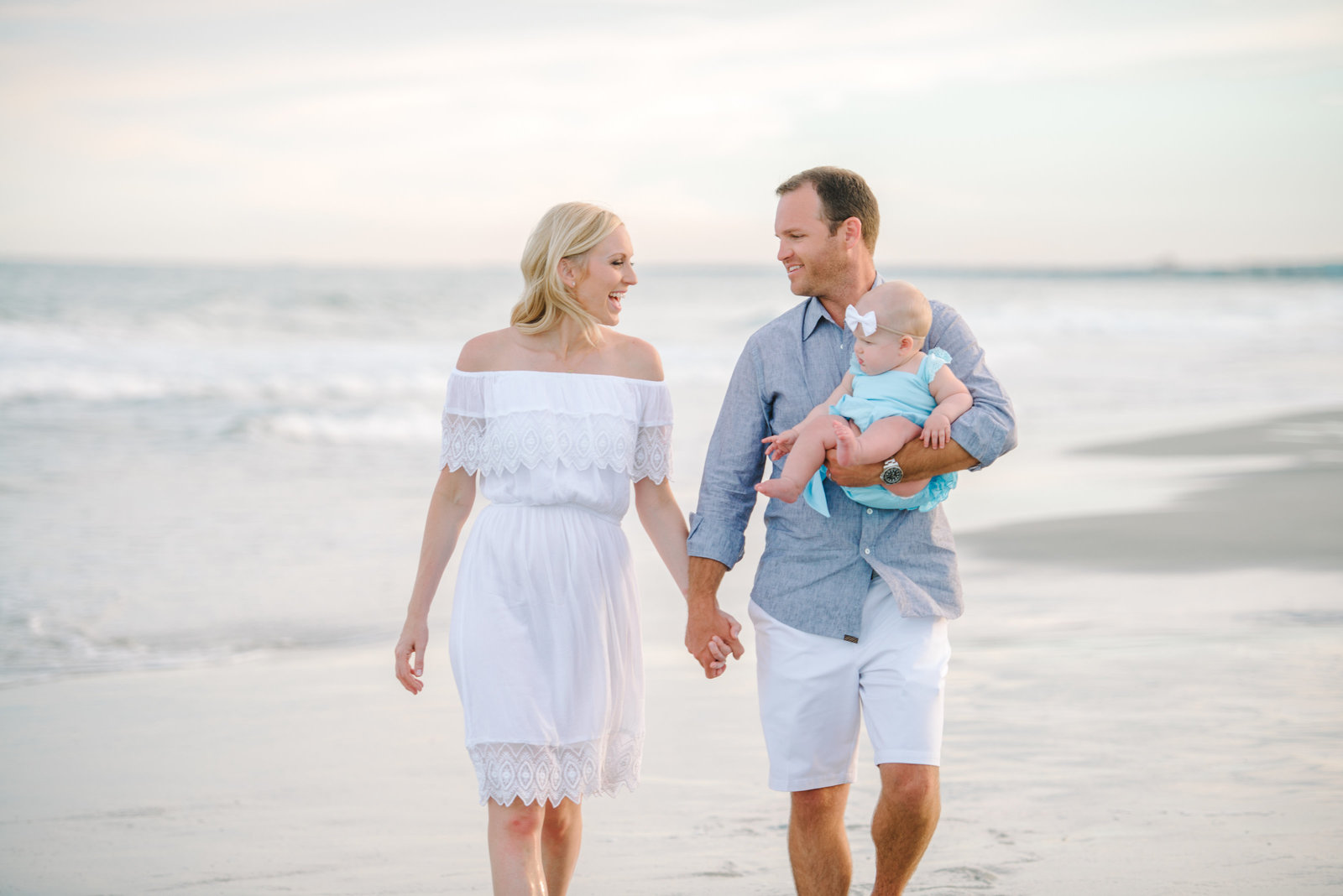 Vacation Family Photos in Myrtle Beach