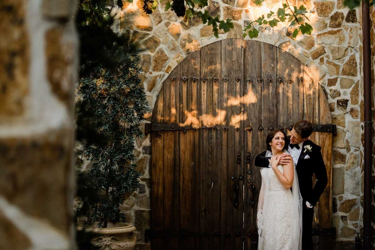 Sacramento Winery Wedding