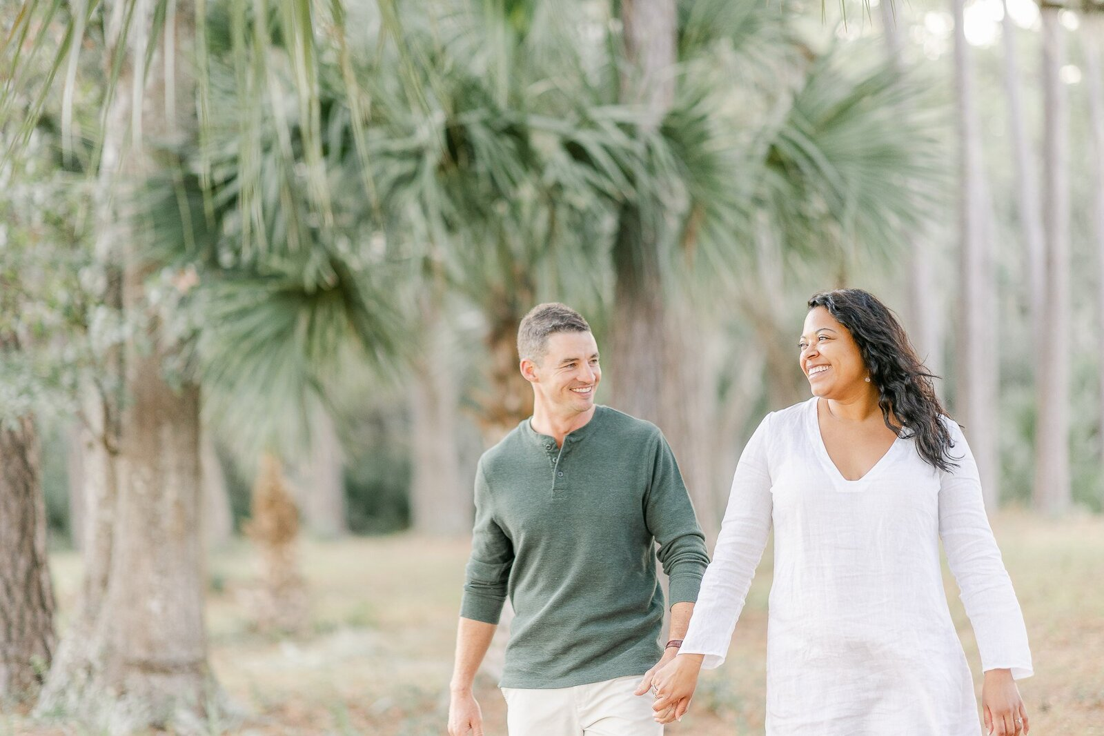 Hilton Head Engagement Session- K. Lenox-1