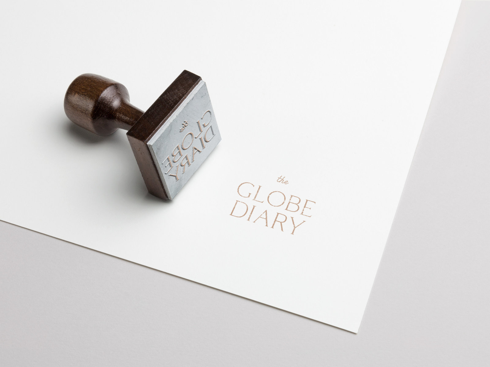 The Globe Diary by Leigh Dorkin - Custom Brand and Showit Web Design by With Grace and Gold - Showit Theme, Showit Themes, Showit Template, Showit Templates, Showit Design, Showit Designer - 11