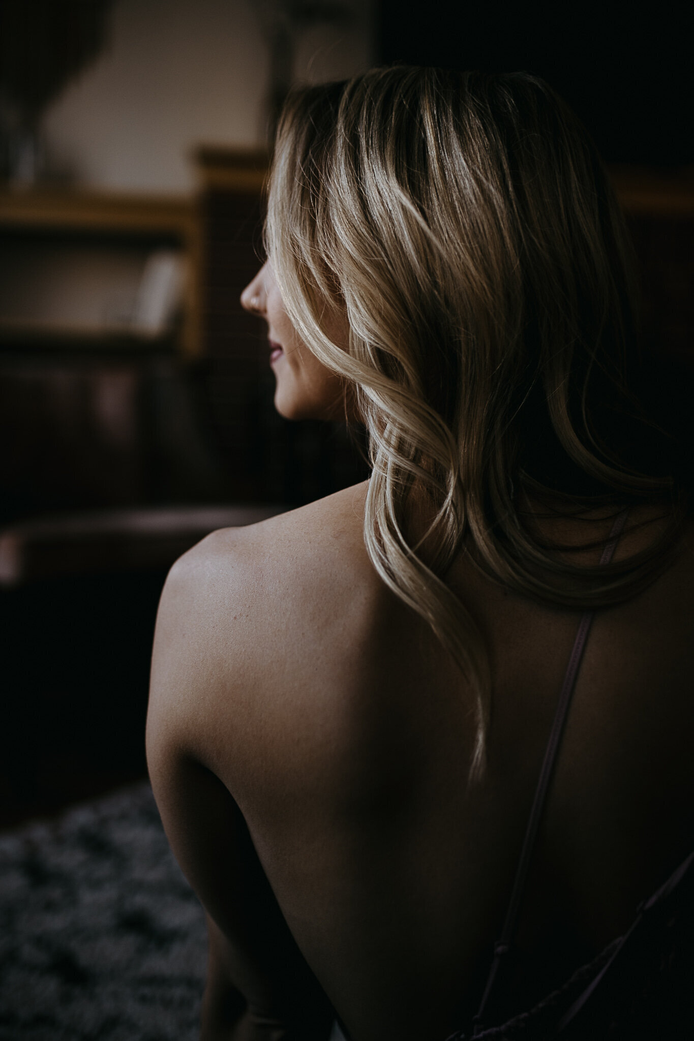 Indianapolis In-Home Boudoir Session-15