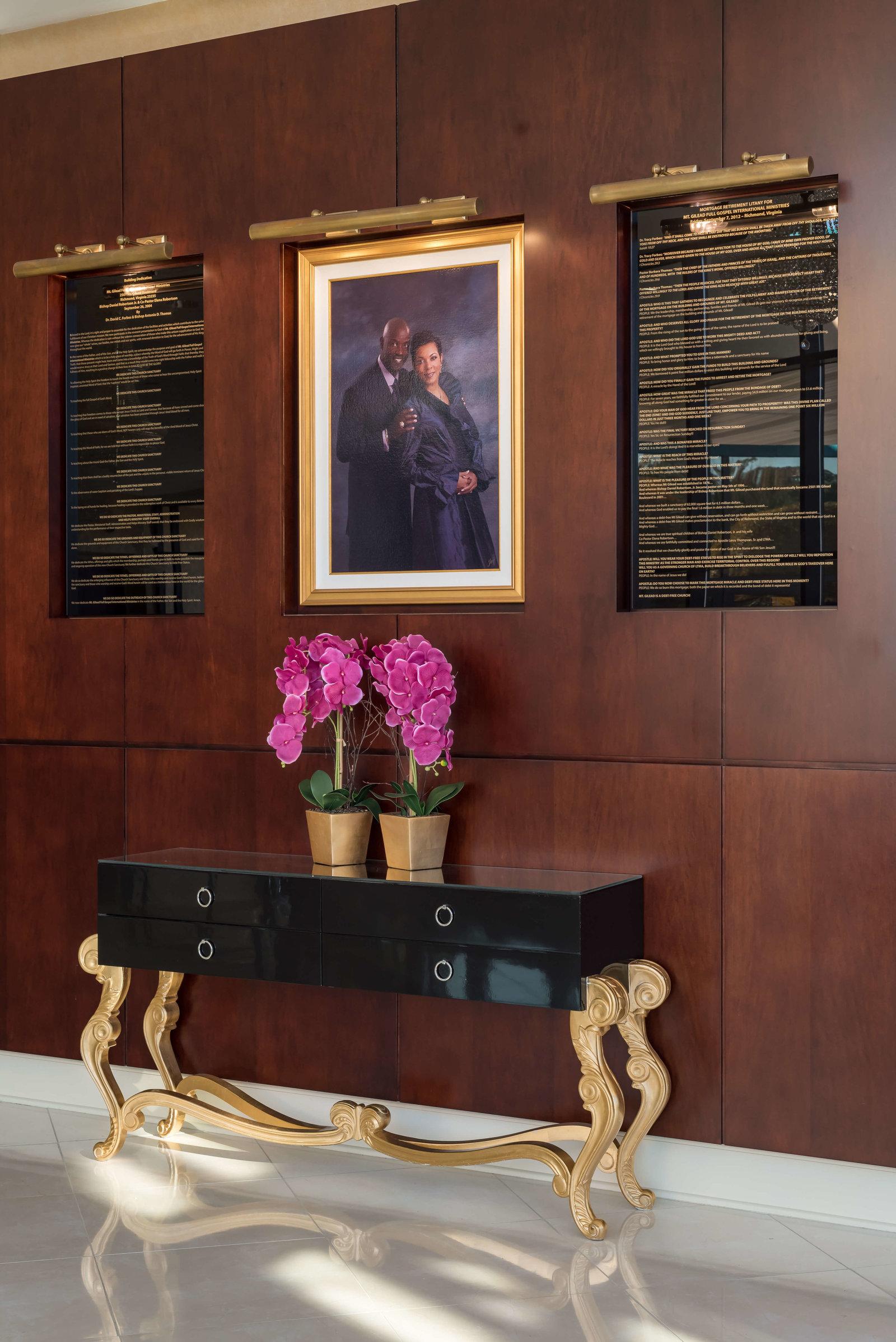 clark center sitter veterans richmond project interior va designers barfoot nexsen care