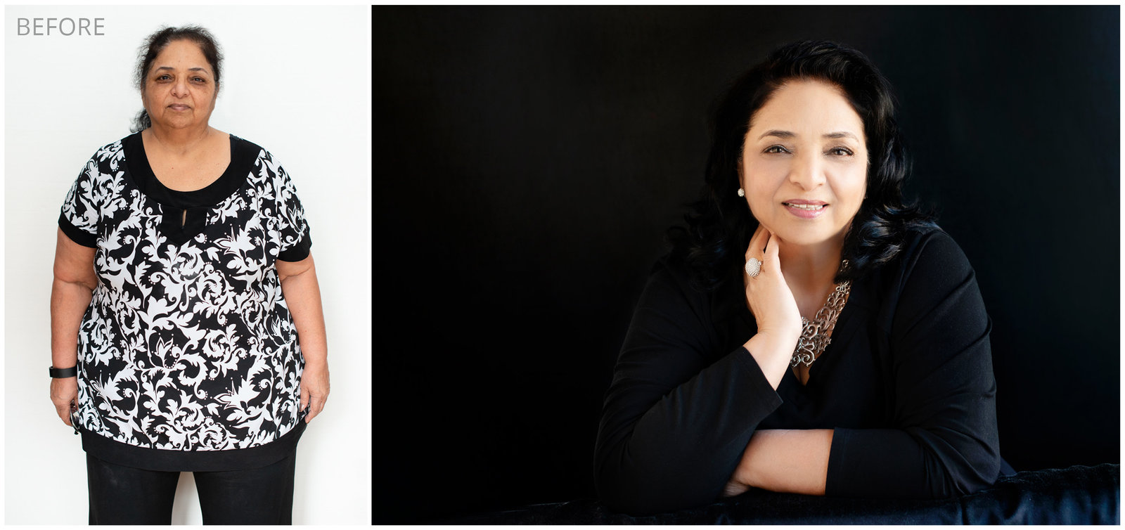 40 over 40 woman portrait  photographer project Toronto - Oakville - Brampton- Mississauga - Burlington- Vaughan- Richmond hill -Hamilton-George town_before after makeover