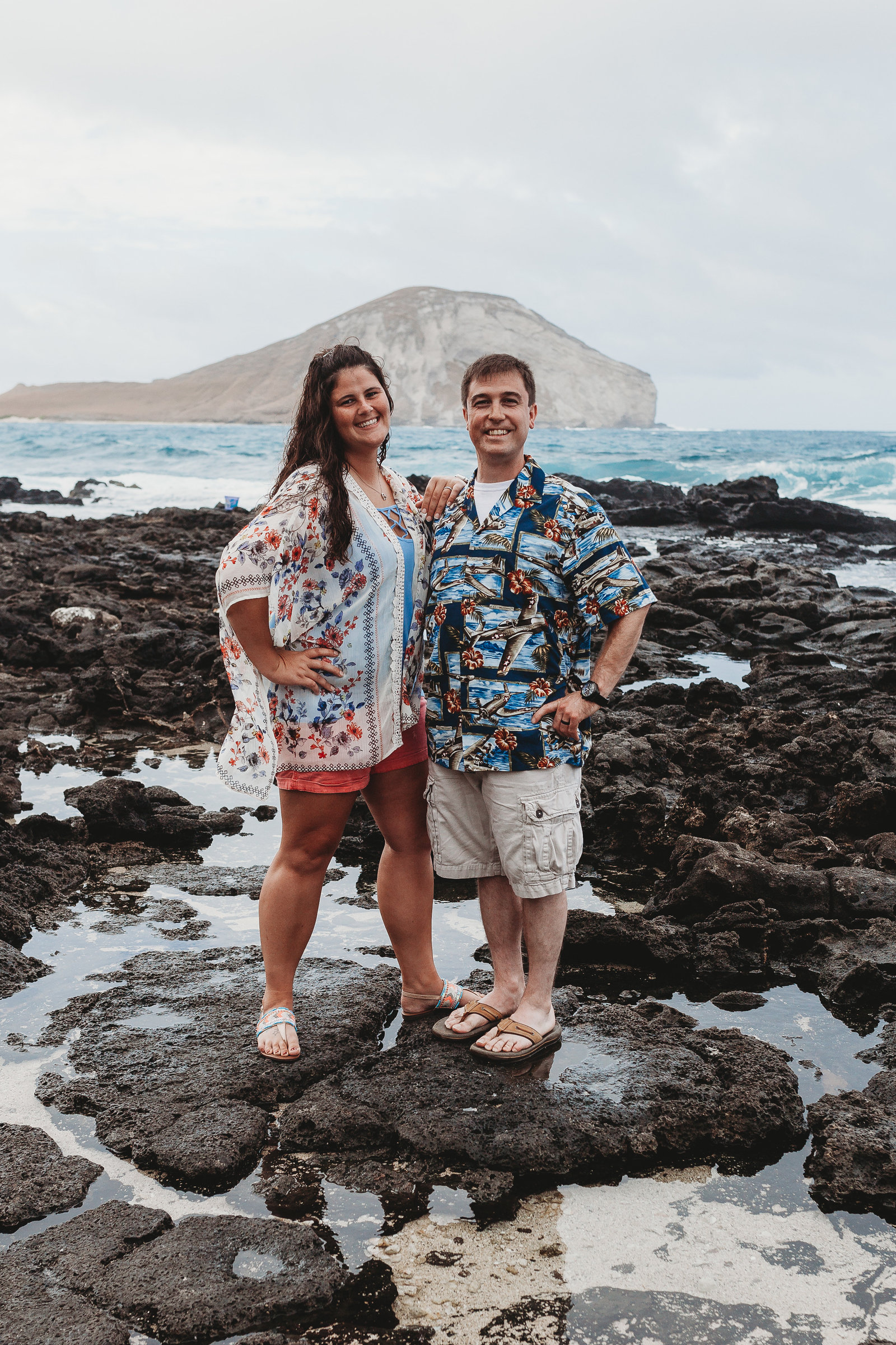 Makapuu Beach Couples Photo Session Brooke Flanagan Photography-36