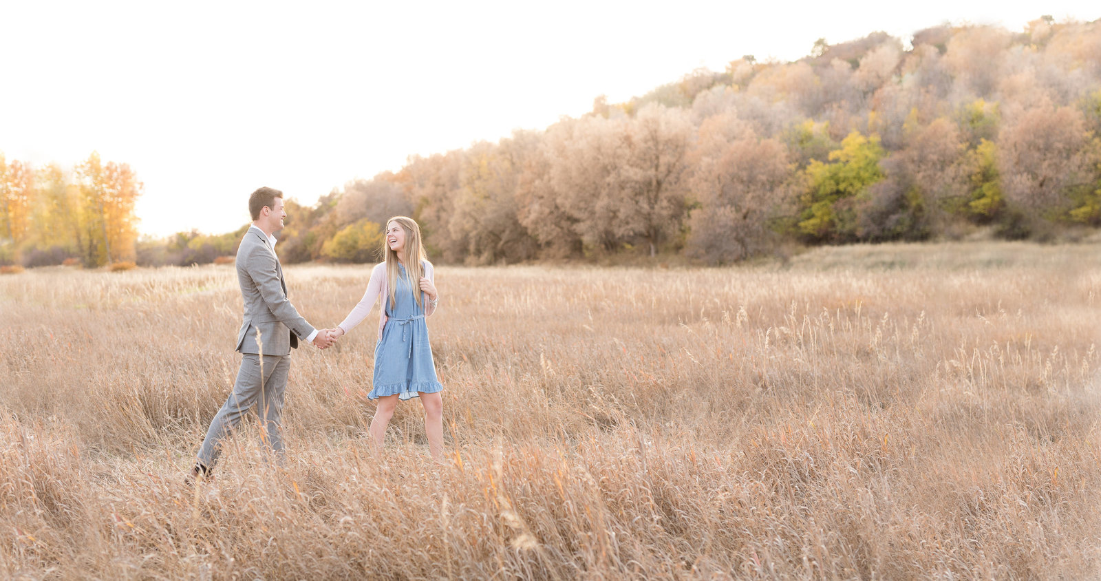 Layton Fall Engagement Photography - Utah Wedding Photographers-4 COVER