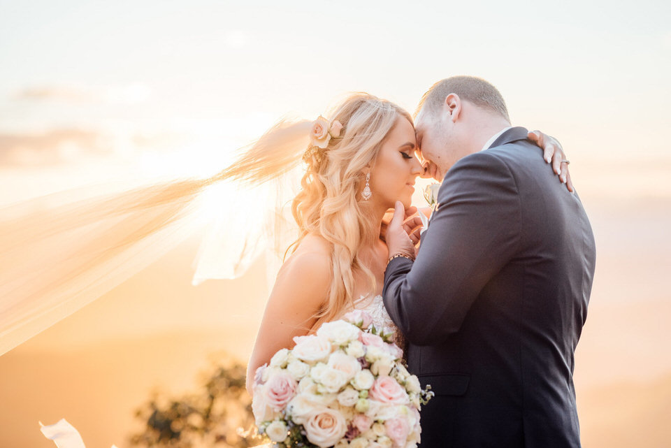Best scenic Rim wedding photographer