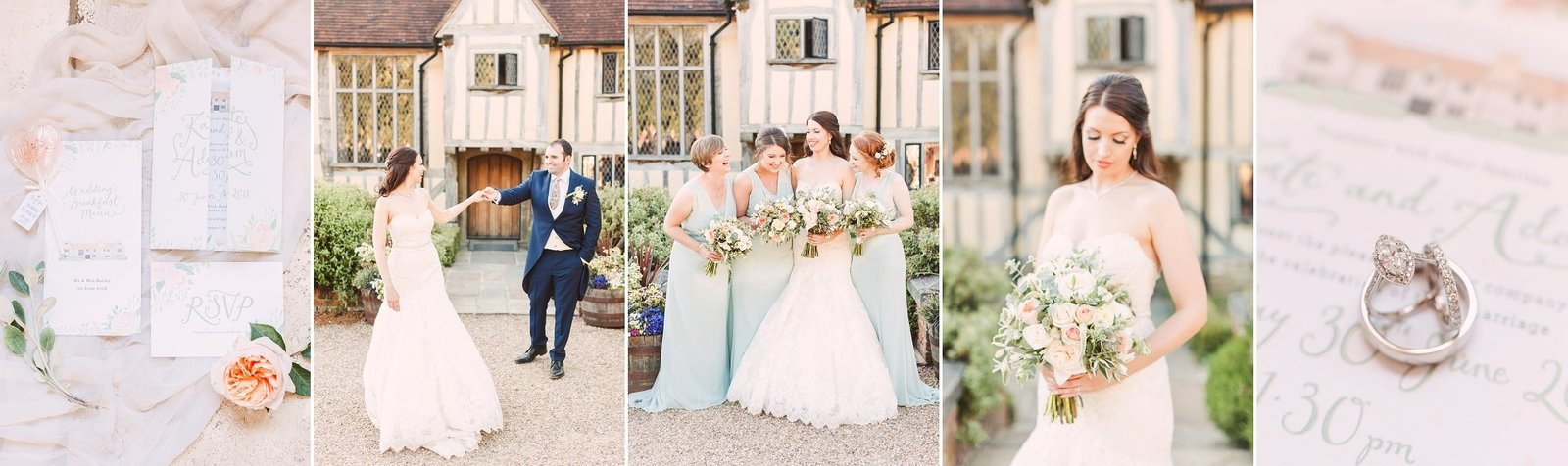 Luxury Surrey Wedding | Christina Sarah Photography