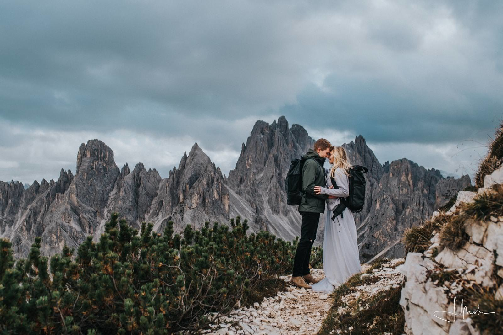 Europe elopement photographer