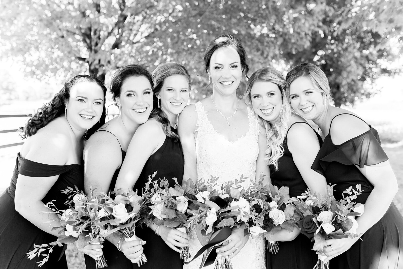 Ambrose-WeddingParty-29-BW