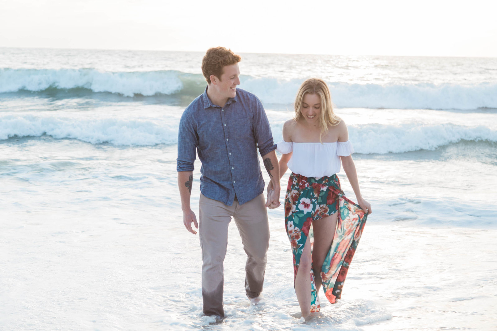 Redondo Beach engagement session