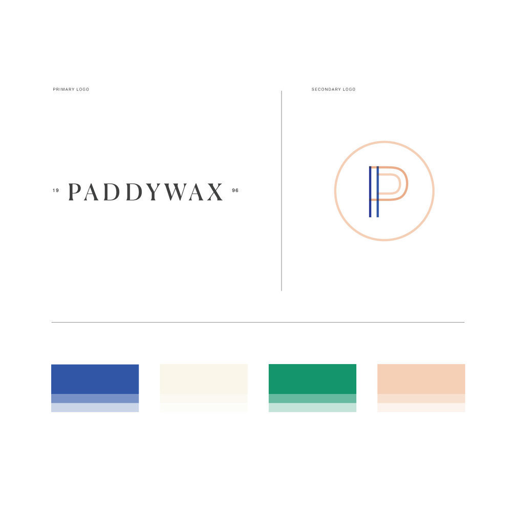 Paddywax – Honor Creative