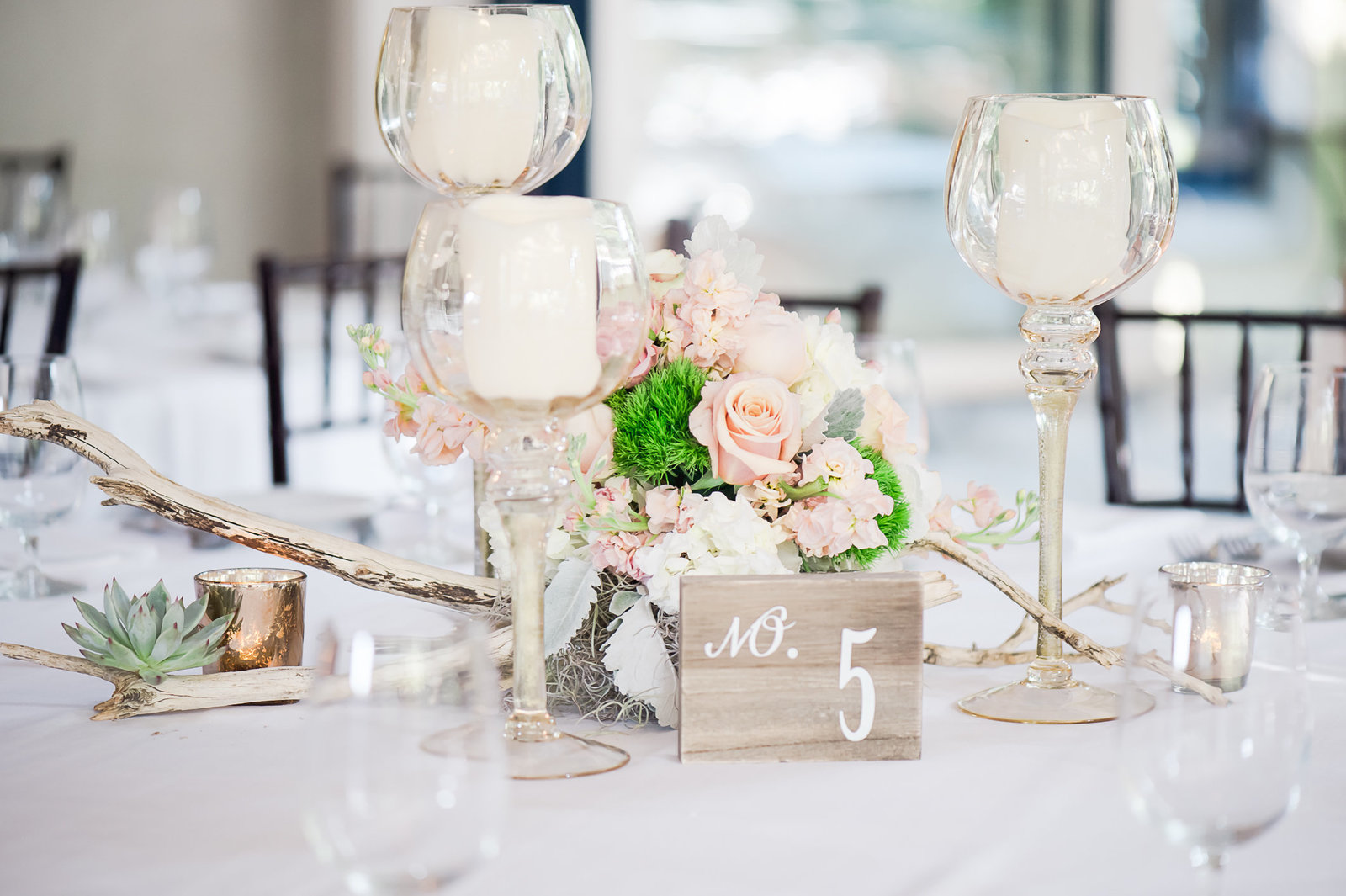 Table Decor Rustic - Sundy House by Palm Beach Photography, Inc.