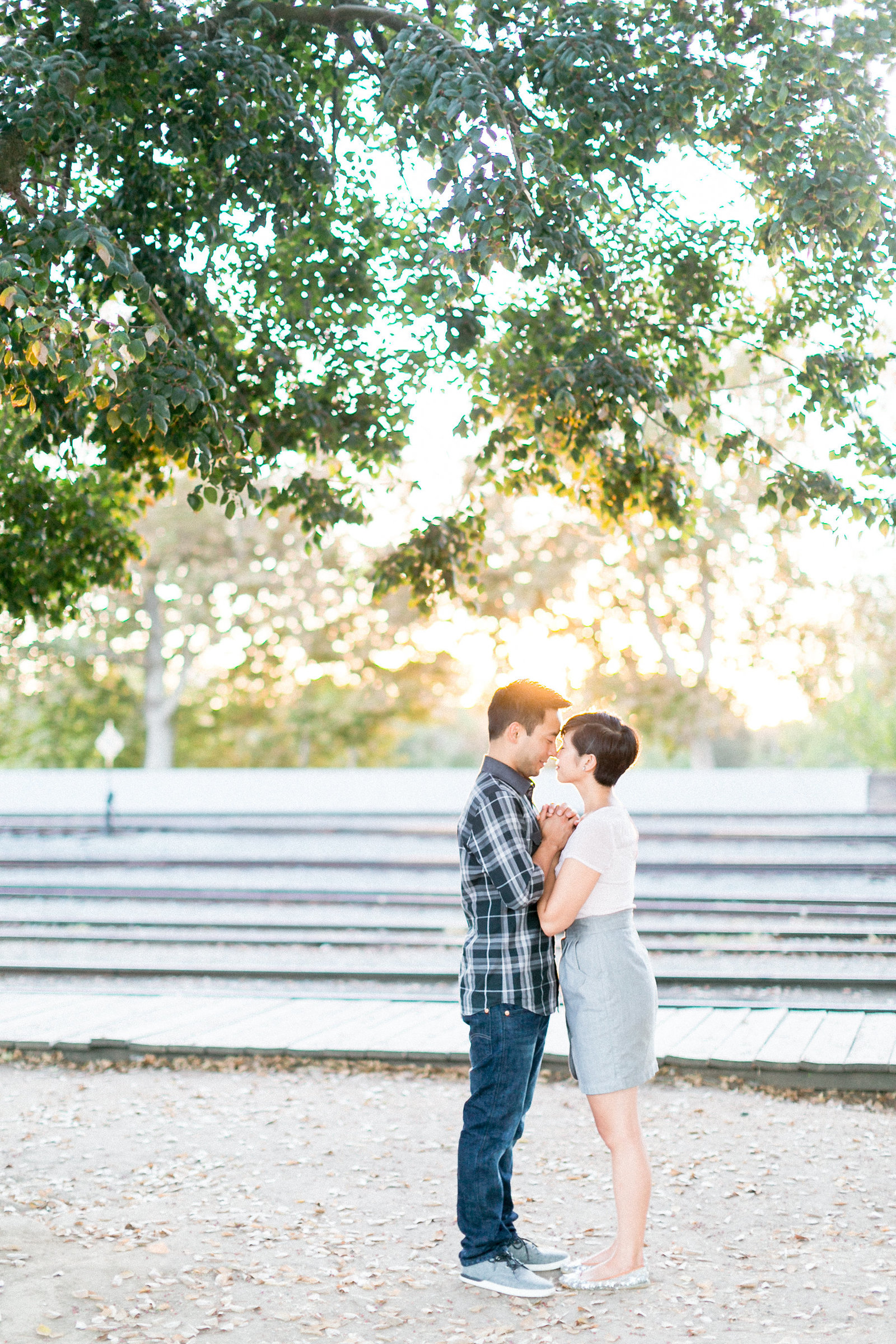 Sacramento Engagement Session