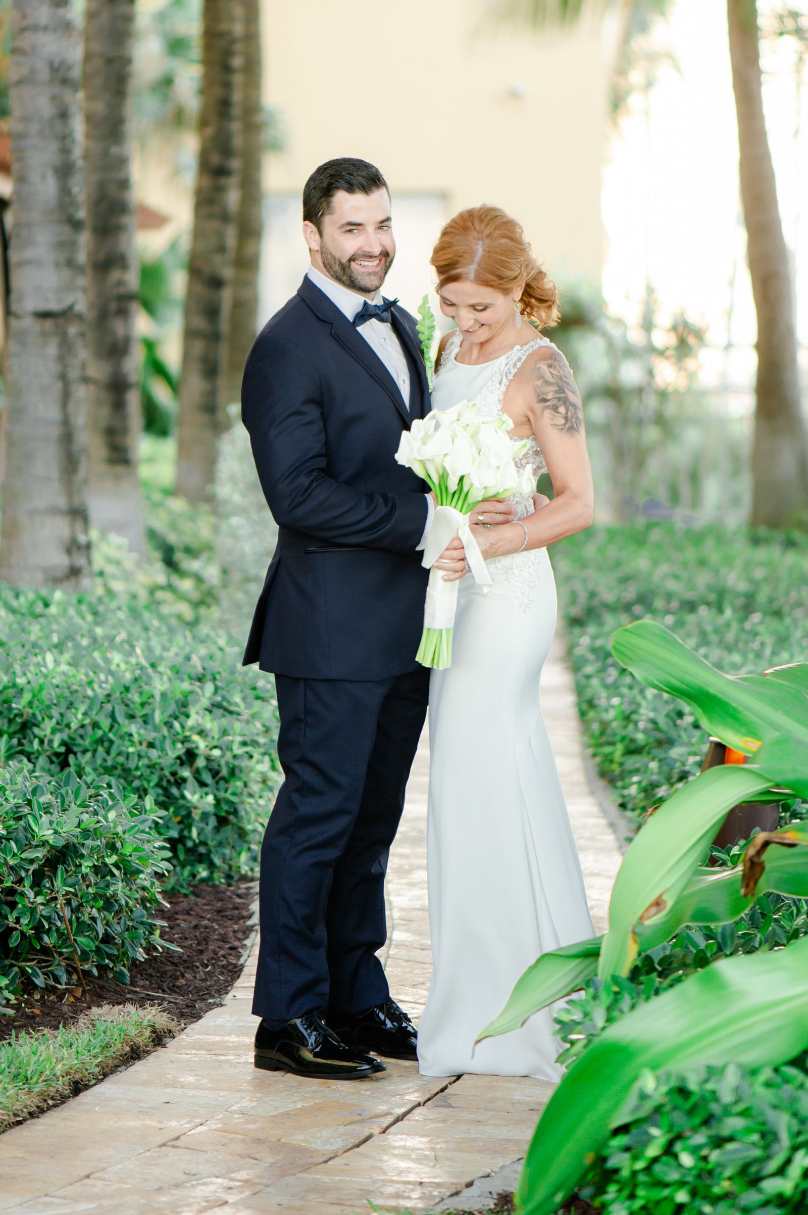 Eau Palm Beach Wedding