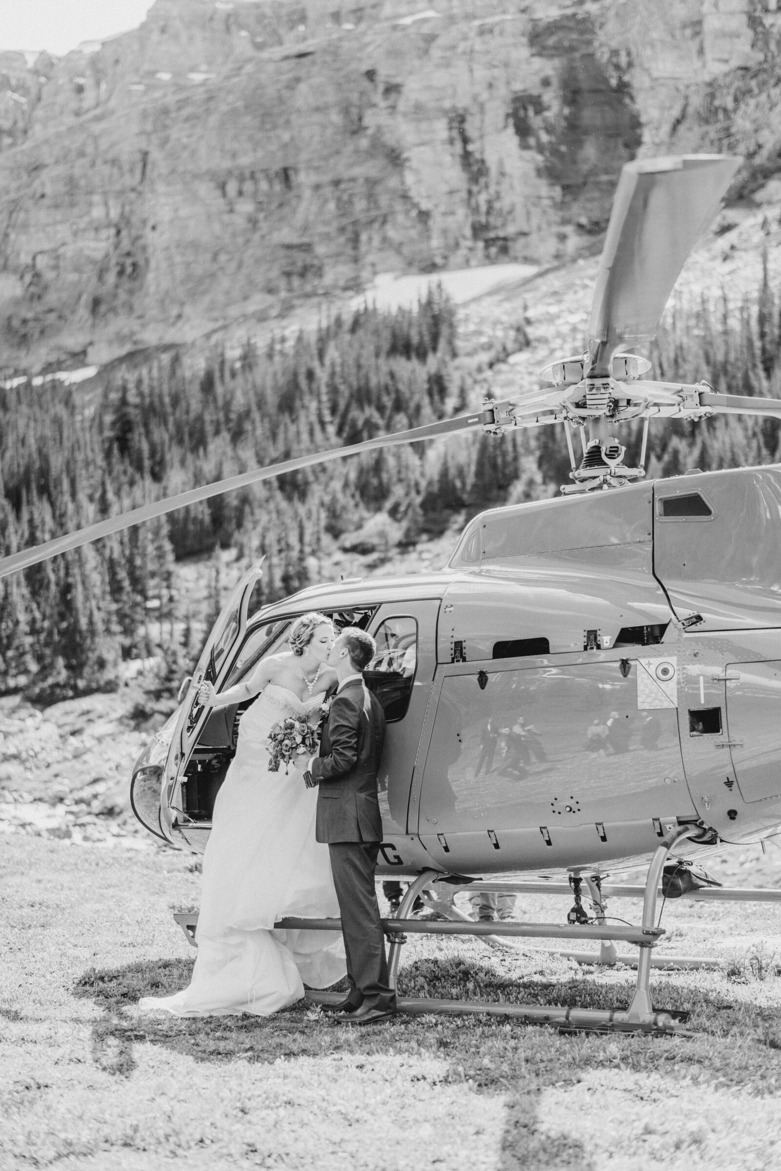 Helicopter Elopements