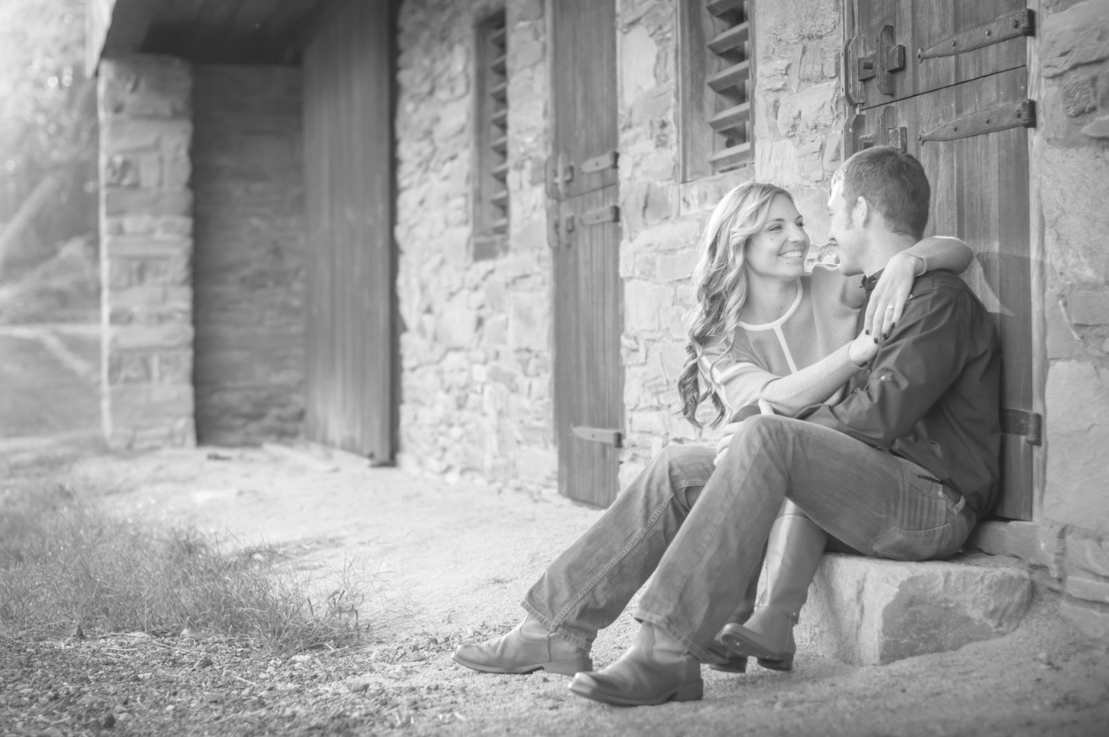 BW Sara and Brandon Engagement Session (4 of 34)