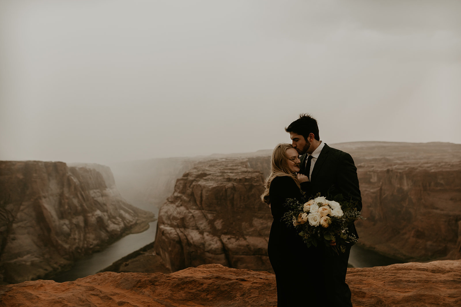 Horseshoe Bend Engagement-4