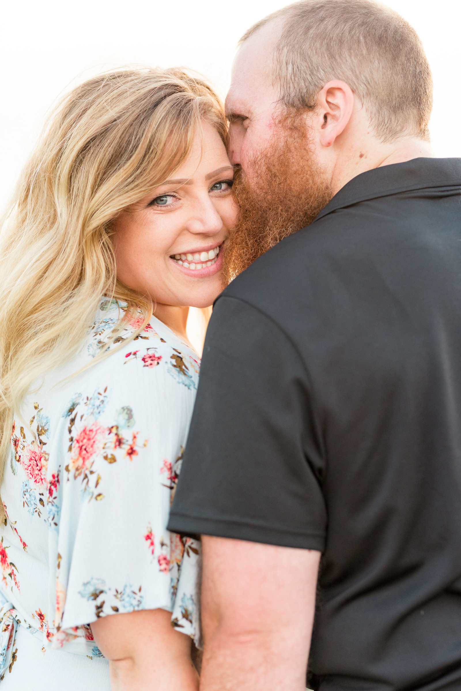 Rockport Engagement Portrait