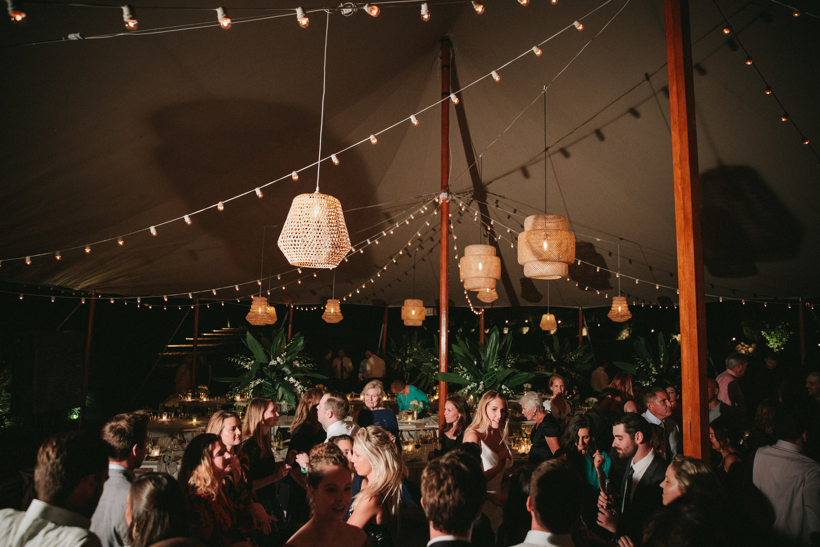 Wedding Dance Tented Home Wedding_Boho Wedding_Darien_Connecticut 5