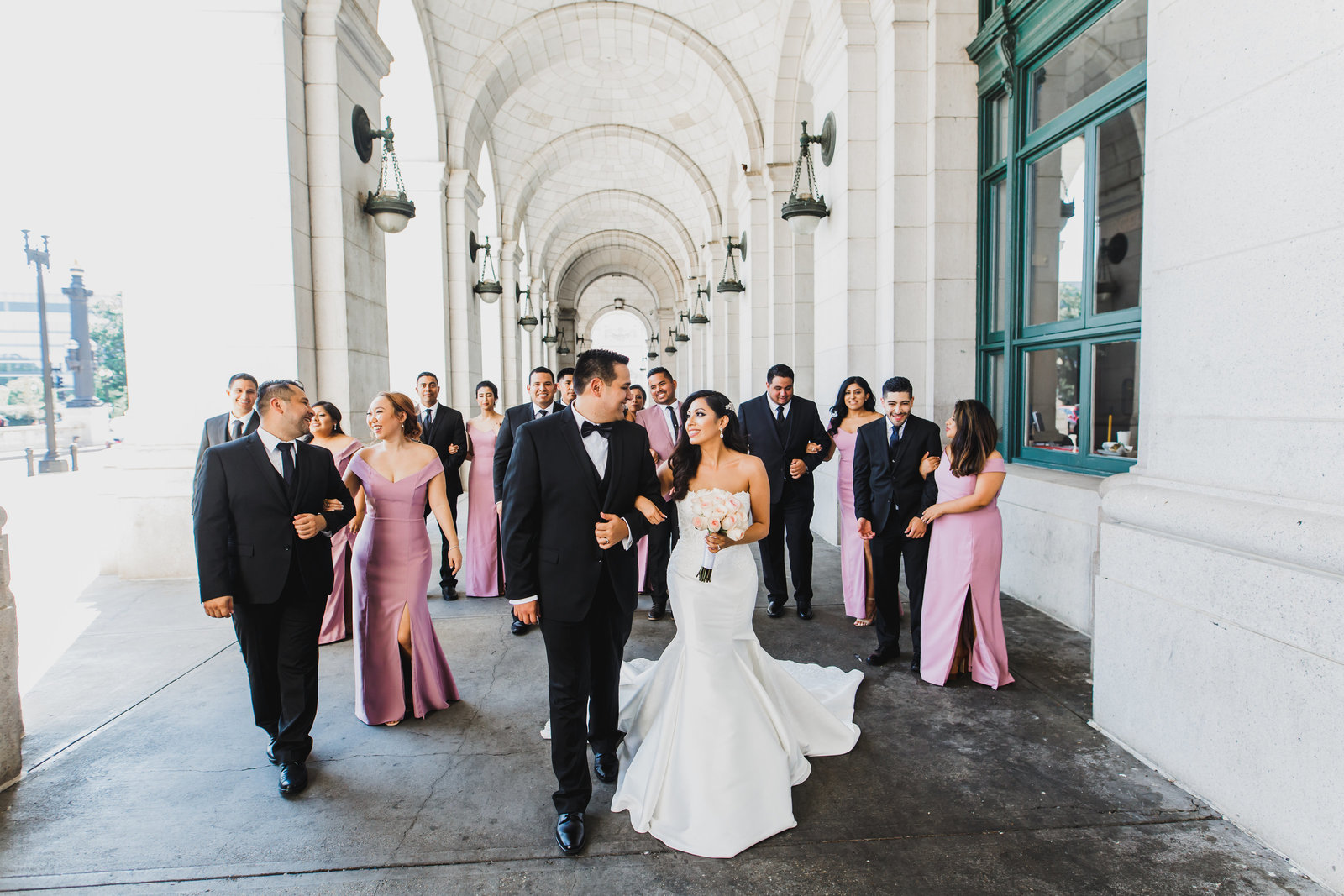DC Wedding Photographer - M Harris Studios - Latin Wedding Photographer