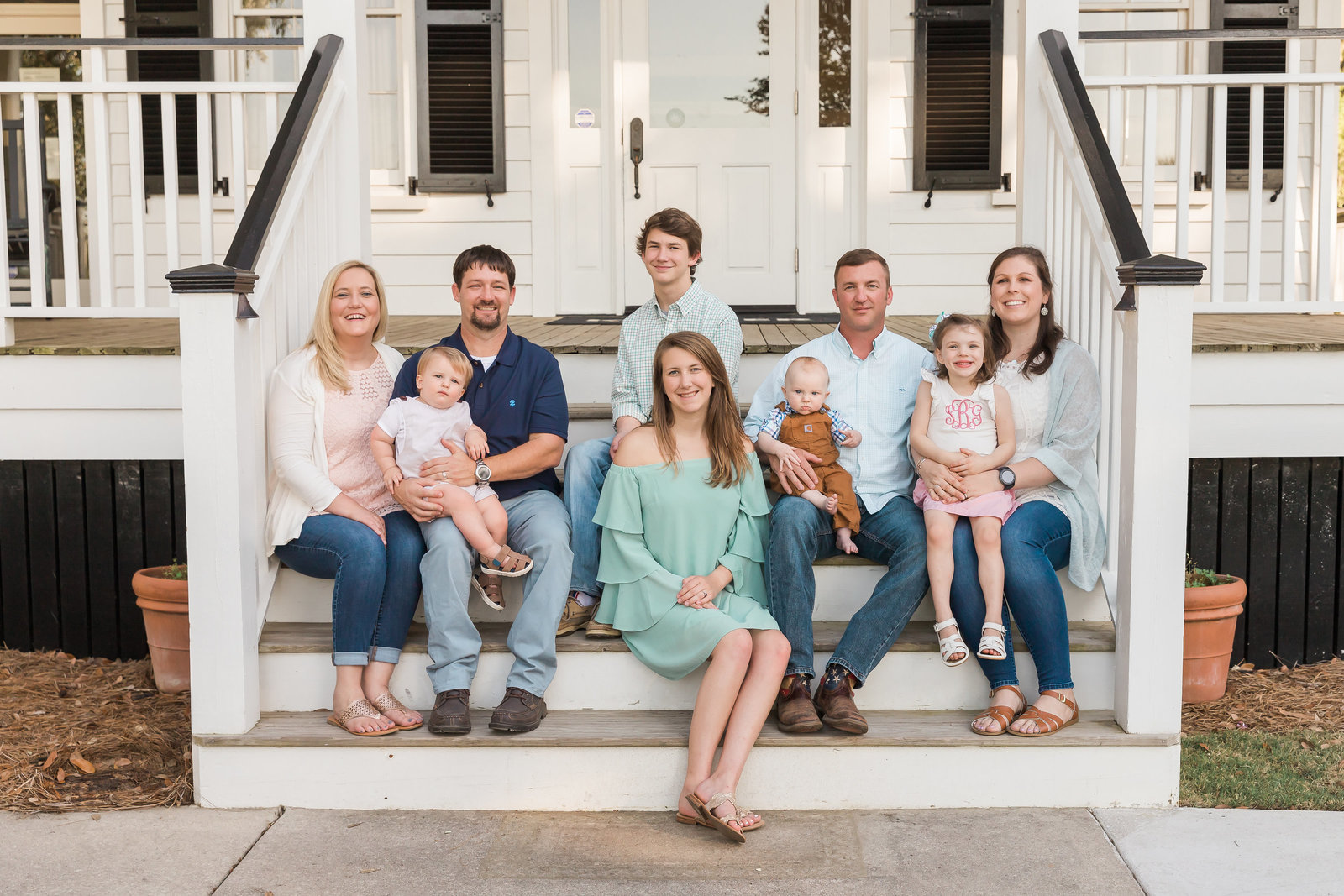 2019-04-28 Barnes and Stewart Families_2019 _Charleston SC Family Photographer_17